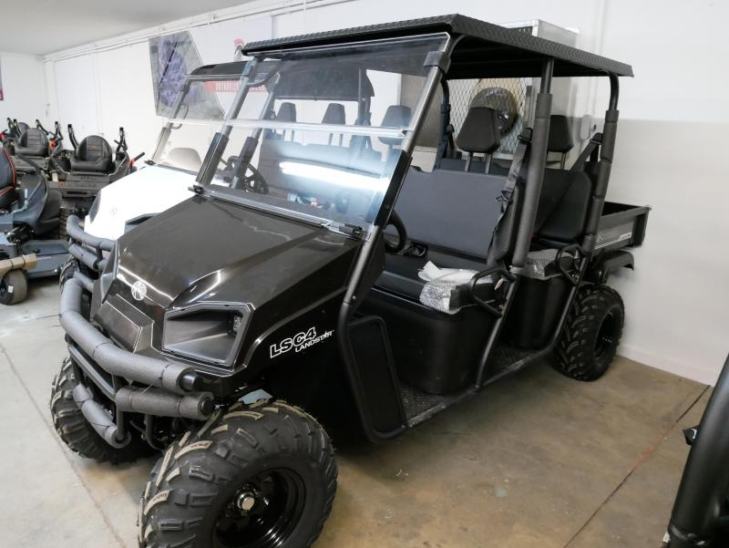 2017 American Land Master Crew LS670 Utility Side-by-Side (UTV)
