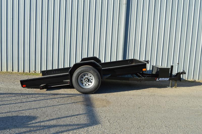 2019 Lamar Trailers Scissor Hauler (SH) 7K Equipment Trailer