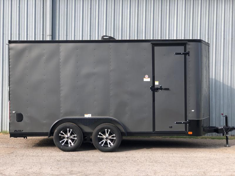 2019 Cargo Craft 7K Tandem Axle Enclosed Cargo Trailer