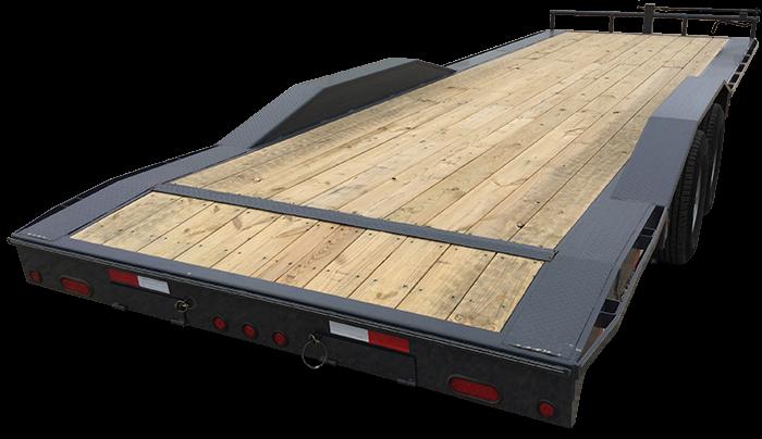 2019 Lamar Trailers Equipment Hauler (H6) 14K - 16K Equipment Trailer