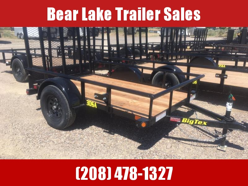 2018 Big Tex 30SA-08 Utility Trailer