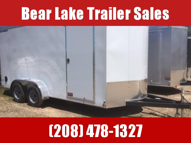 2019 Wells Cargo Road Force 7x16 Enclosed Cargo Trailer
