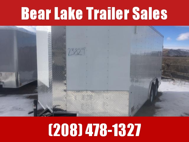 2019 Cargo Express XL 8.5x16 Enclosed Trailer