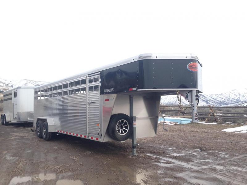 2017 Sundowner Rancher Express Livestock Trailer