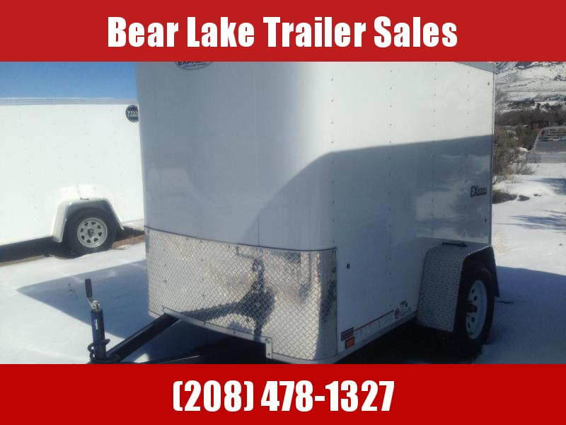 2018 Cargo Express Enclosed Cargo Trailer