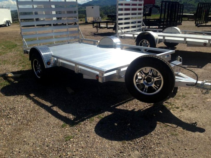 2017  Silverwing  Utility Trailer