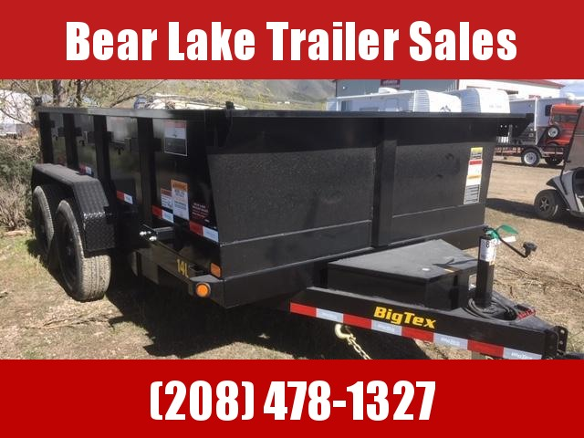 2019 Big Tex Trailers 14LX-12 Dump Trailer
