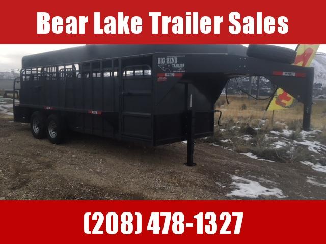 2019 Big Bend Livestock Trailer