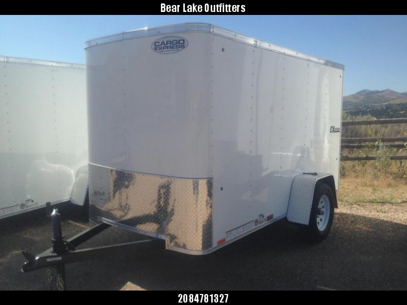 2018 Cargo Express EX5x10 Enclosed Cargo Trailer