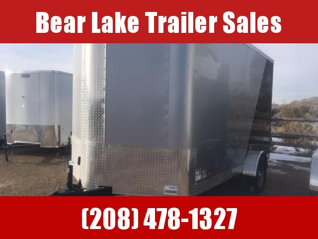 2019 TNT 7x12 Enclosed Trailer