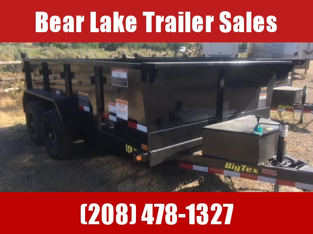 2019 Big Tex Trailers 10LX-12 Dump Trailer