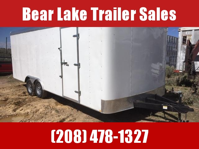 2019 Mirage Trailers Xpress Enclosed Cargo Trailer