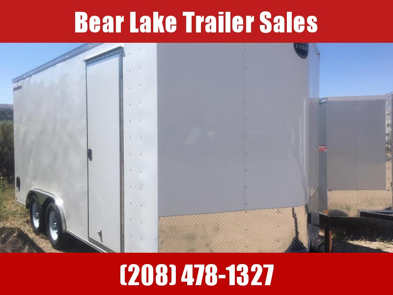 2018 Wells Cargo Enclosed Cargo Trailer