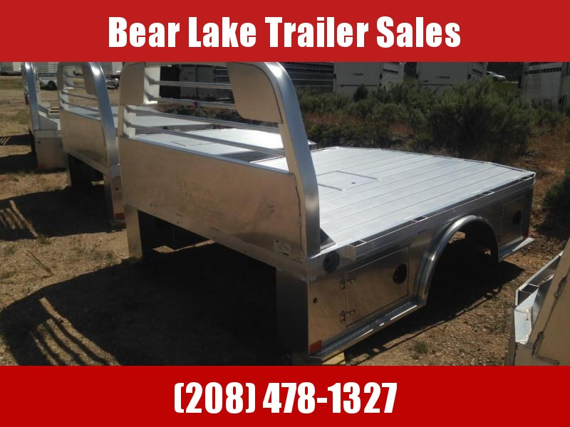 2017 CM Aluminum Skirted Truck Bed