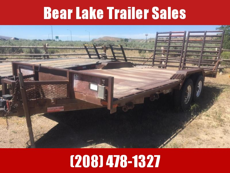 1995 Big Tex  Utility Trailer