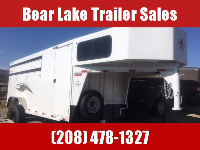 2018 Titan 4h Royal II Horse Trailer