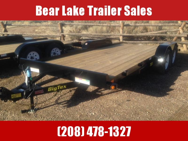2018 Big Tex Trailers 70CH-18 Utility Trailer