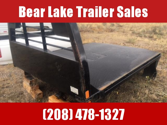2017 CM RD Flatbed Truck Bed