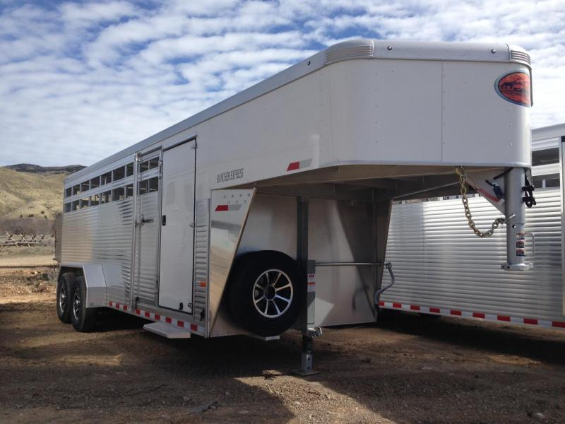 2018 Sundowner  Rancher Express SC Trailer