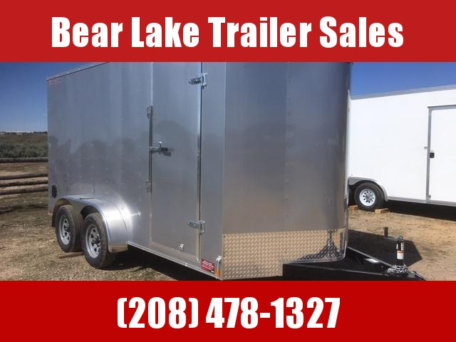 2019 Wells Cargo Fast Trac 7x14 Enclosed Cargo Trailer