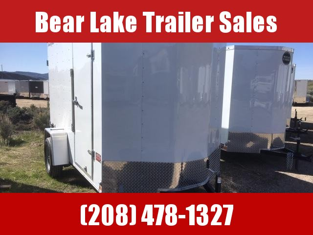 2019 Wells Cargo Fast Trac FT6101 Enclosed Cargo Trailer