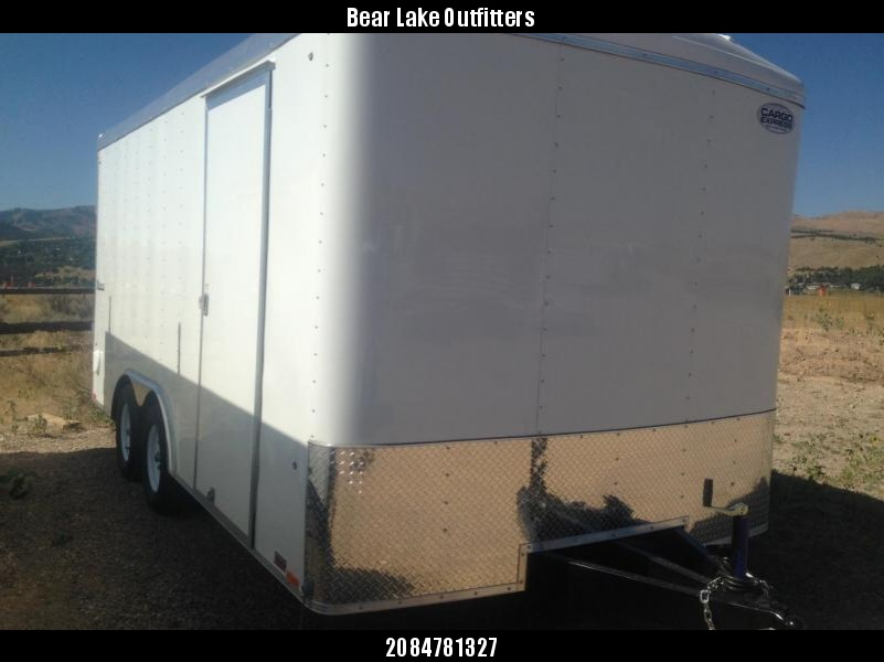 2018 Cargo Express EXL85x16 Enclosed Cargo Trailer