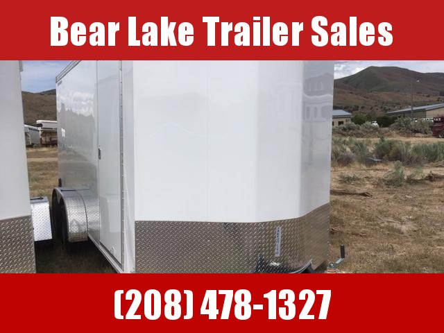2019 Wells Cargo RF716 Enclosed Cargo Trailer
