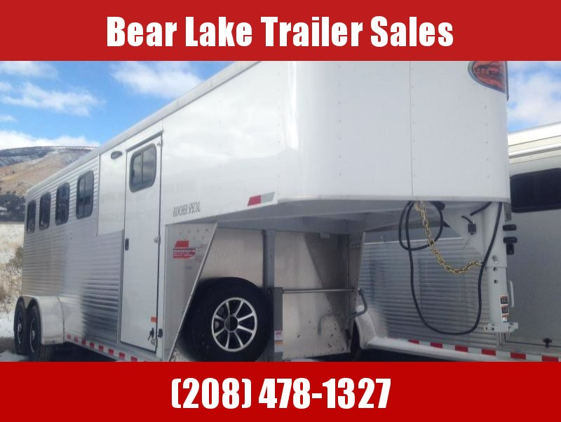 2018 Sundowner Rancher Express Horse Trailer