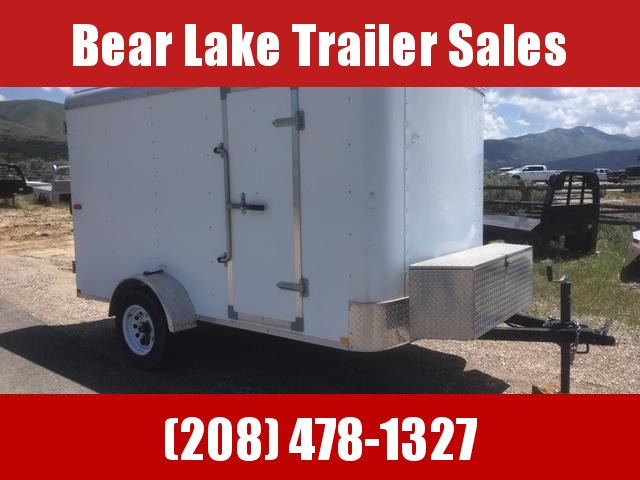 2012 Mirage Trailers 6x12 Enclosed Enclosed Cargo Trailer