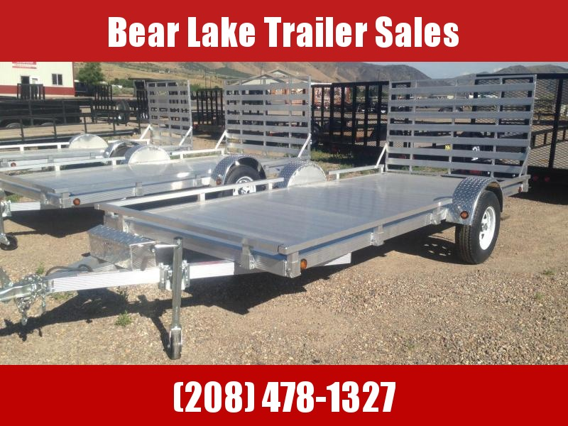 2017 Silverwing 14 Utility Trailer