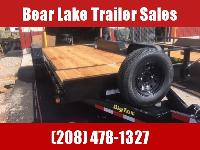 2019 Big Tex Tilt Deck Trailer