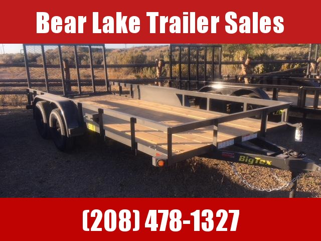 2019 Big Tex  Utility Trailer