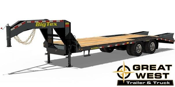 2019 Big Tex Trailers 22GN-255 MR Equipment Trailer