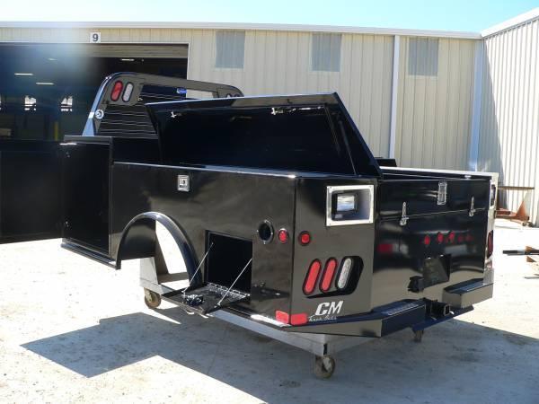CM TM Truck Bed