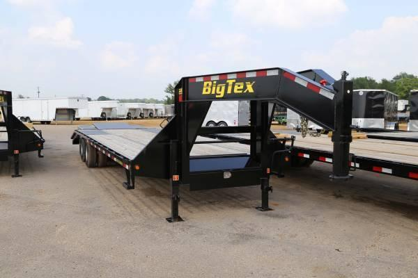2018 Big Tex 22GN 20+5 Mega Ramps