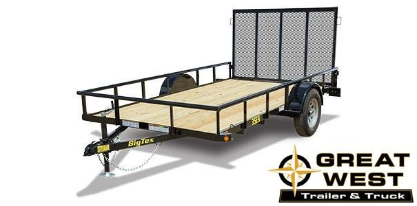 2019 Big Tex Trailers 35ES-14 Utility Trailer