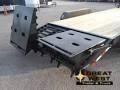 2019 Big Tex Trailers 14ET-18 Equipment trailer with Mega Ramps Equipment Trailer