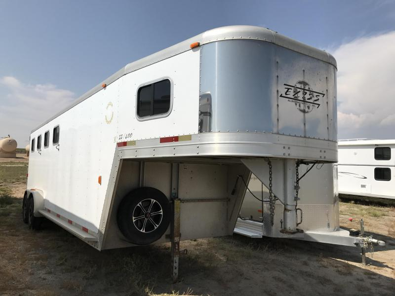 2003 Exiss Trailers SS / 400 Horse Trailer