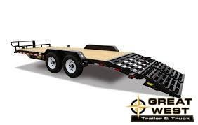 2019 Big Tex Trailers 14ET-20MR Equipment Trailer