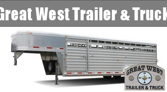"2017 Exiss STK 7024 - 7'0"" Tall Stock  Trailer"