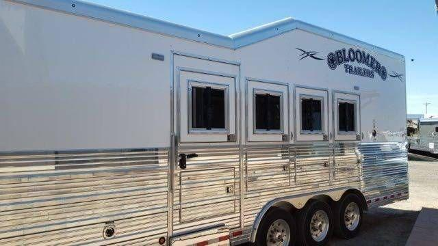 2016 Bloomer Trailer Manufacturing NFR 2