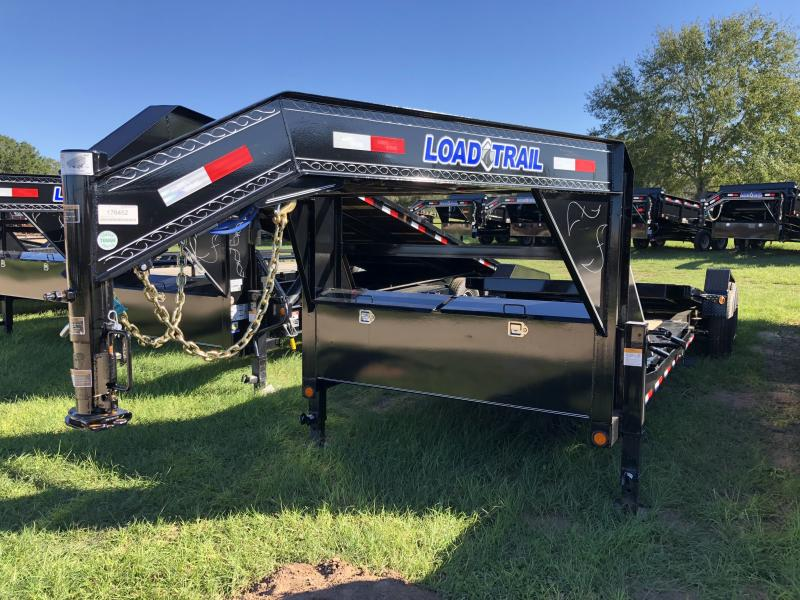 2019 Load Trail 83 X 24 Tilt-N-Go Gooseneck Car / Racing Trailer