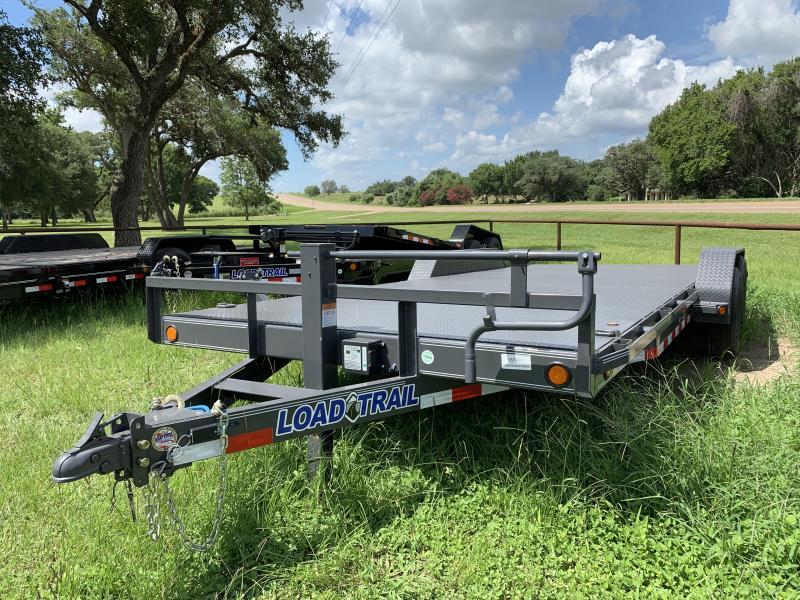 2019 Load Trail 20' STEEL DECK CARHAULER