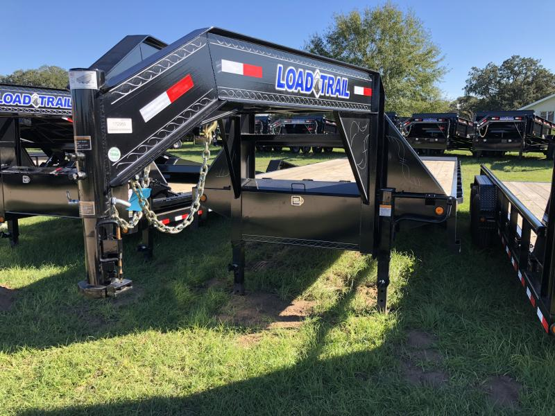 2019 Load Trail 102 x 25 Tandem Heavy Flatbed Gooseneck