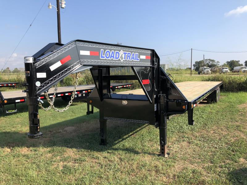 2019 Load Trail 102 x 40 Tandem Heavy Duty Gooseneck Air Ride