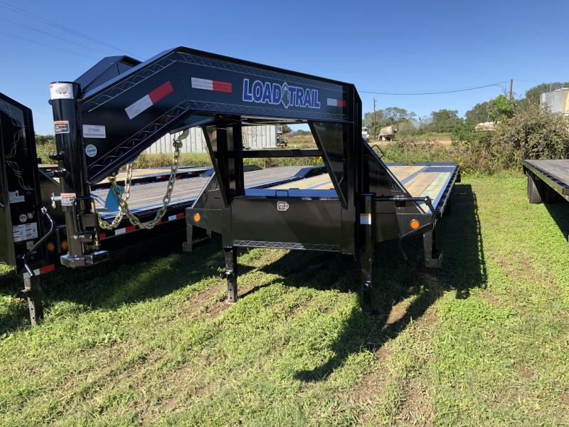 2019 Load Trail 102 x 32 Flatbed Low-Pro Gooseneck