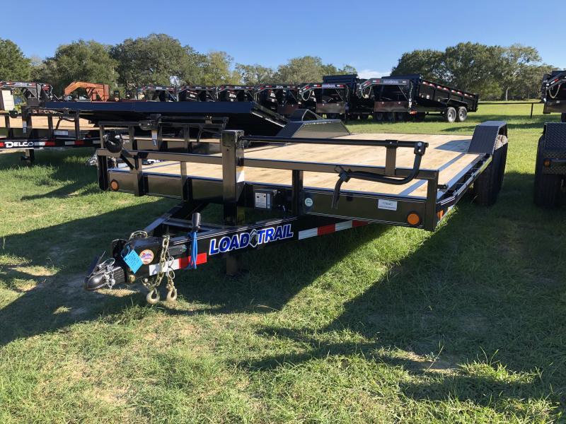 2019 Load Trail 102 x 20 Tandem Axle Carhauler