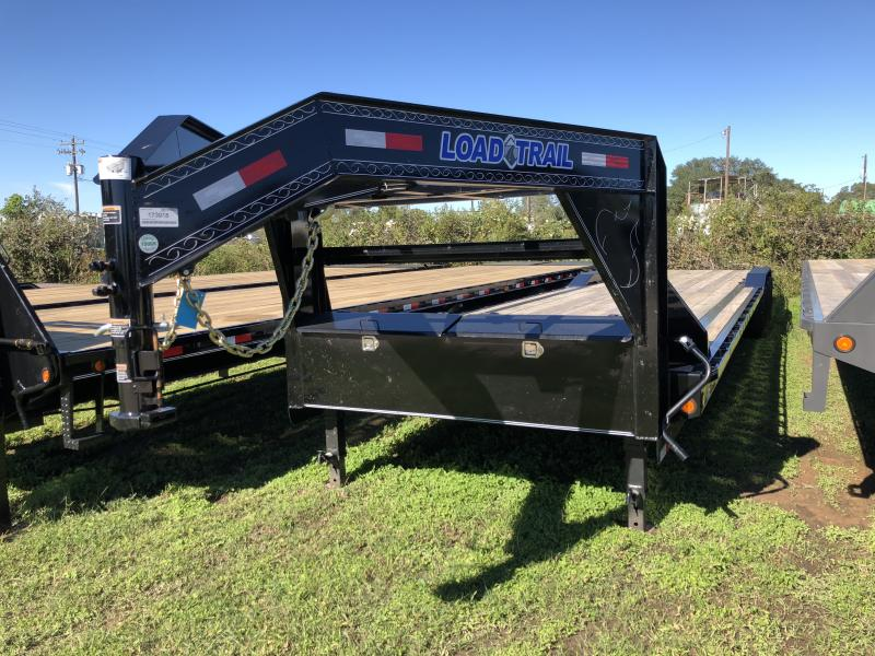 2019 Load Trail 102 x 40 Triple Gooseneck Carhauler