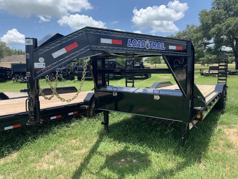 2019 Load Trail 24' GOOSENECK CARHAULER