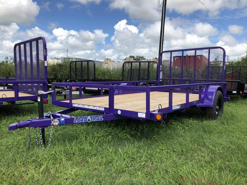 2019 Load Trail 77 x 12 Single Axle Utility Trailer